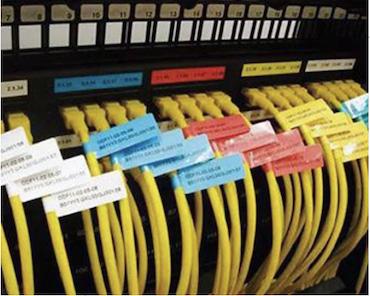 線纜管路與標示